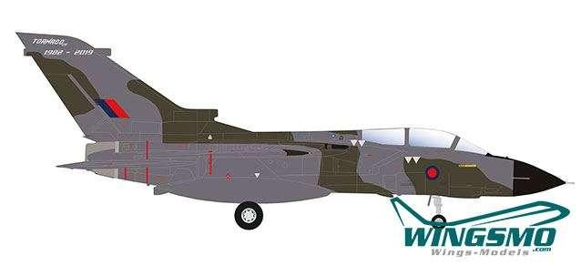 Herpa Wings Panavia Tornado GR.4 No 31 Squadron - Tornado Farewell 570503