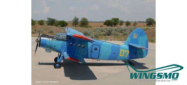 Herpa Wings Ukrainian Navy Antonov AN-2 - Naval Aviation Squadron, Kulbakino Air Base 559713