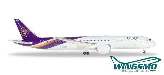 Herpa Wings 1:500 Boeing 787-9 Dreamliner Thai Airways 531467