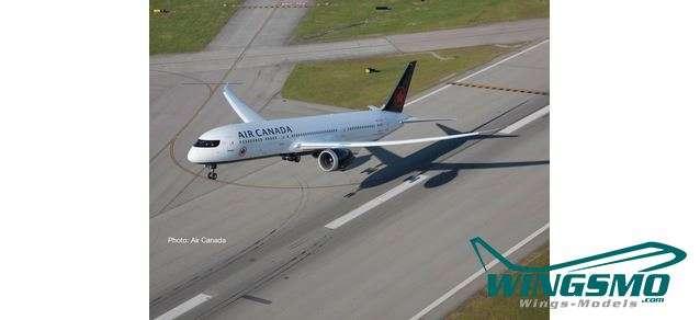 Herpa Wings Air Canada Boeing 787-9 Dreamliner 612326 Snap-Fit