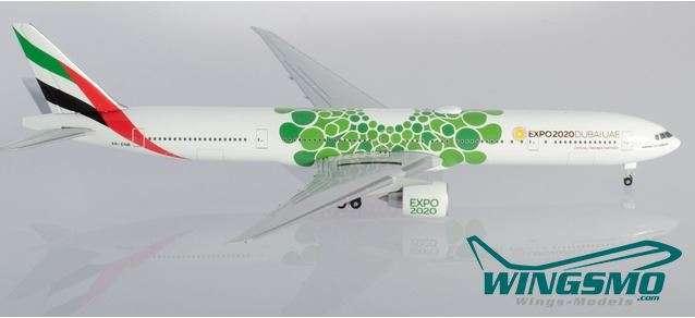 Herpa Wings Emirates Boeing 777-300ER