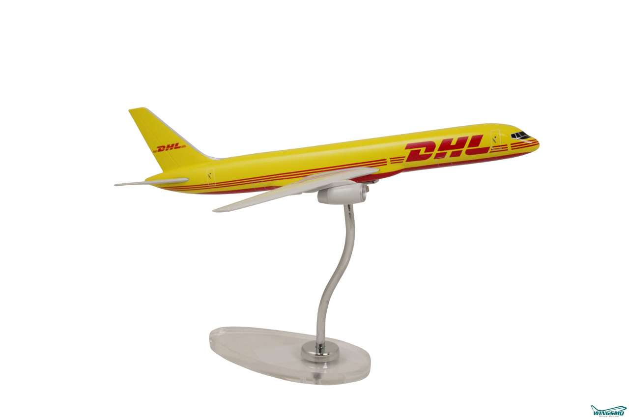 Limox Wings DHL Cargo Boeing 757-200 Scale 1:155 KL20