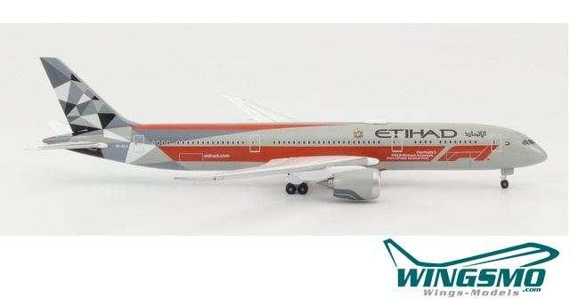 Herpa Wings Etihad Airways Abu Dhabi Grand Prix Boeing 787-9 Dreamline 533263
