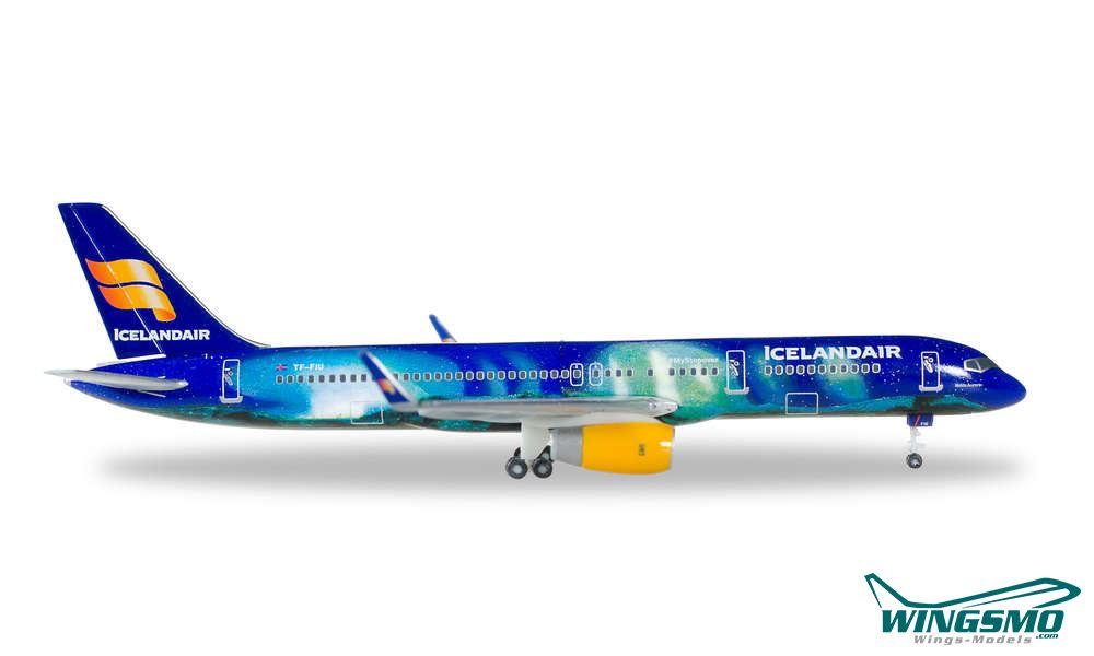 Herpa 562539/ Aurora /Icelandair Boeing 757/-200/Hekla
