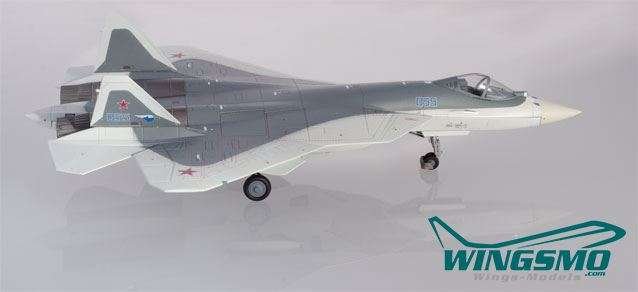 Herpa Wings Sukhoi Sukhoi T-50 (SU-57) prototype White Shark («Белая акула») 580441