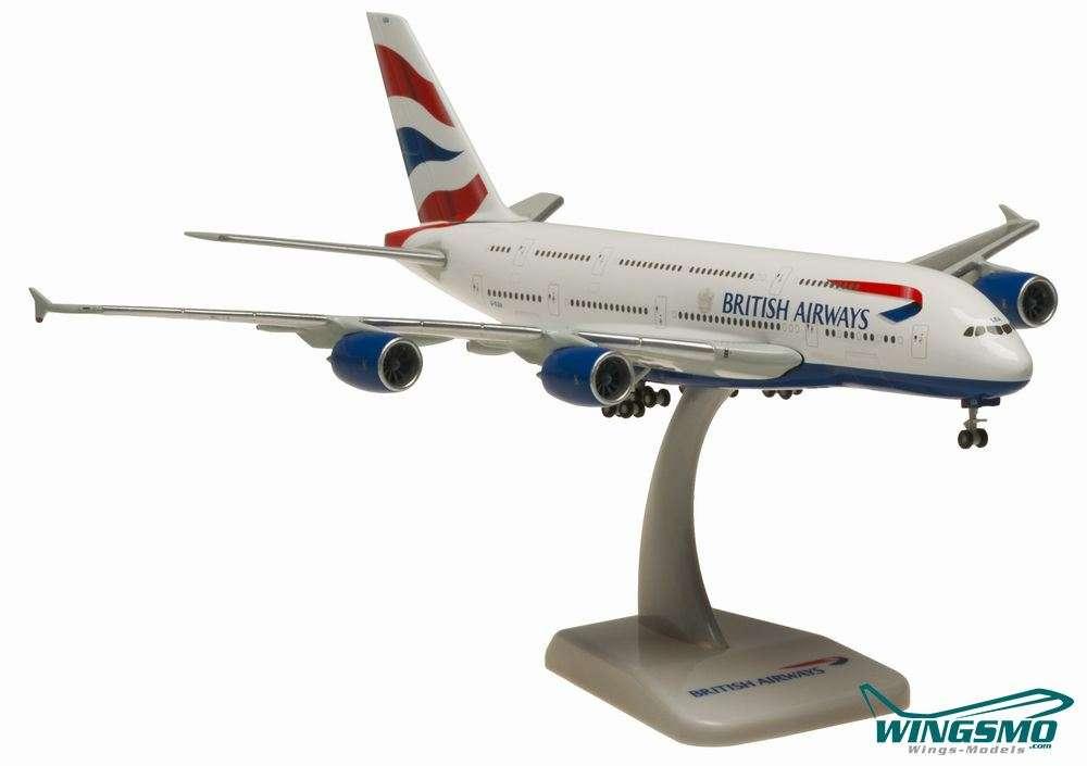 Hogan Wings Airbus A380-800 British Airways 1:400 LI40007