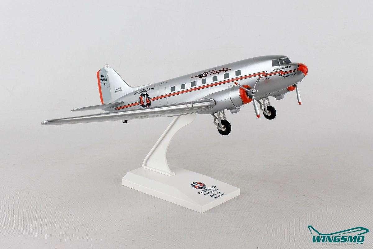 Skymarks American Airlines Flagship Tulsa McDonnell Douglas DC-3 SKR539