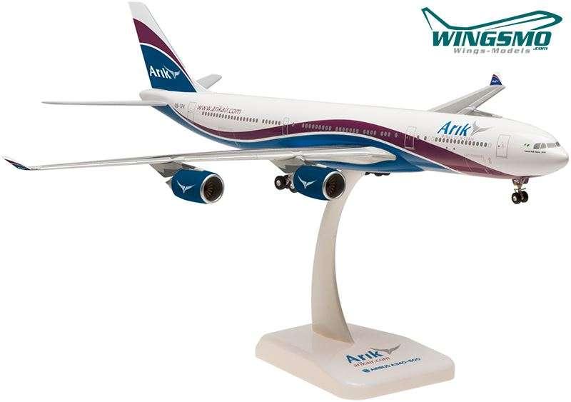 Hogan Wings Airbus A340-500 ARIK AIR Scale 1:200 LI0359GR ...