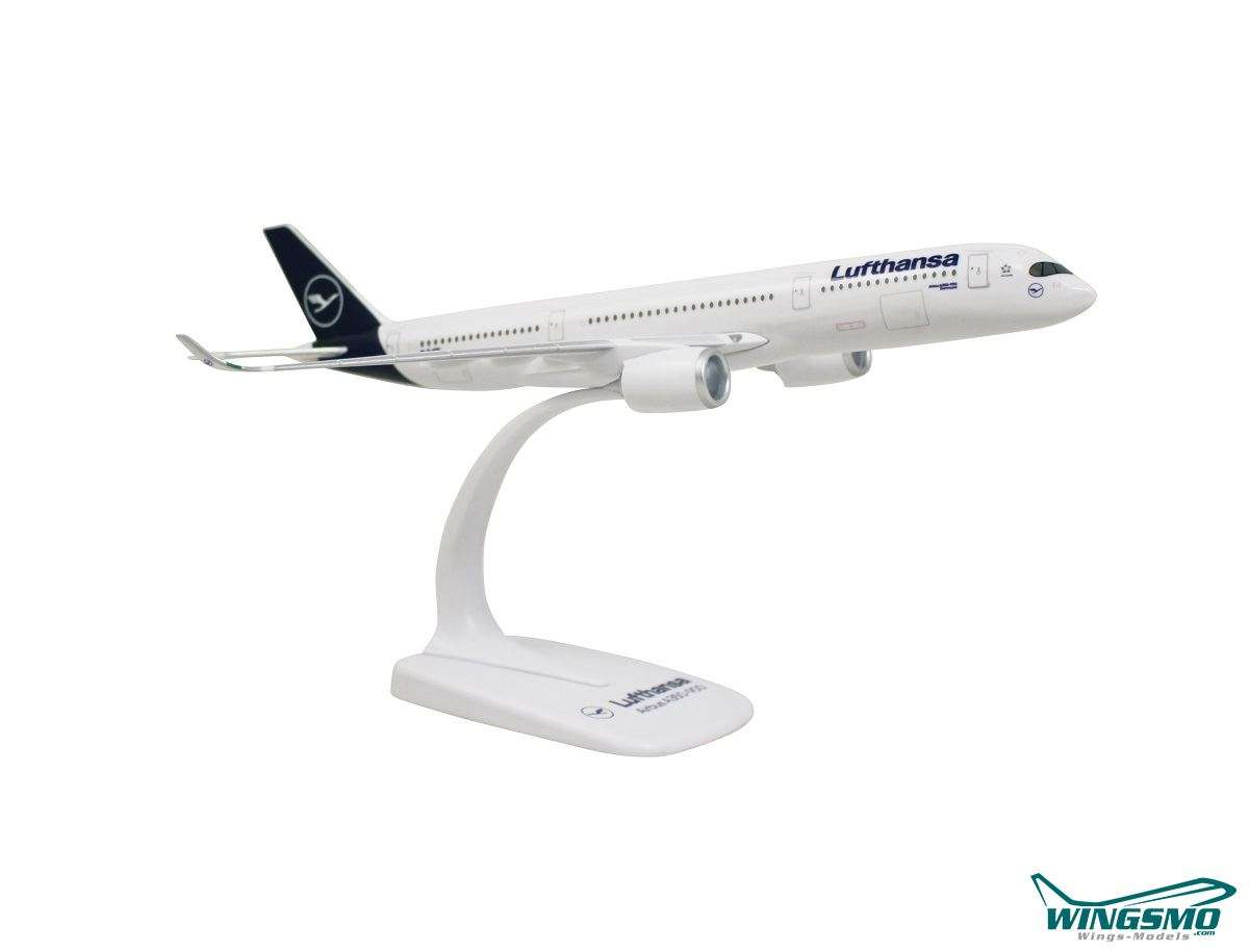 Limox Wings Lufthansa New Livery Airbus A350-900 1:250 LWE250DLH001