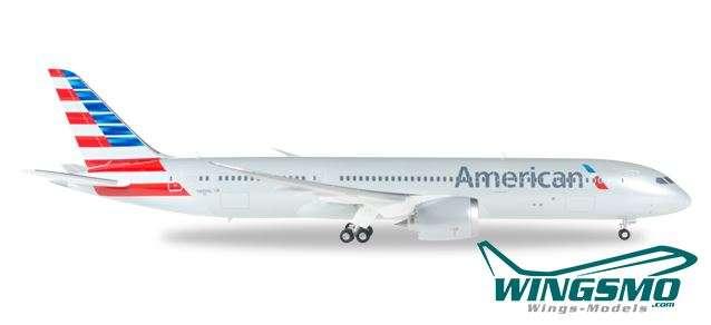 Herpa Wings 1:200 Boeing 787-9 Dreamliner American Airlines 557887