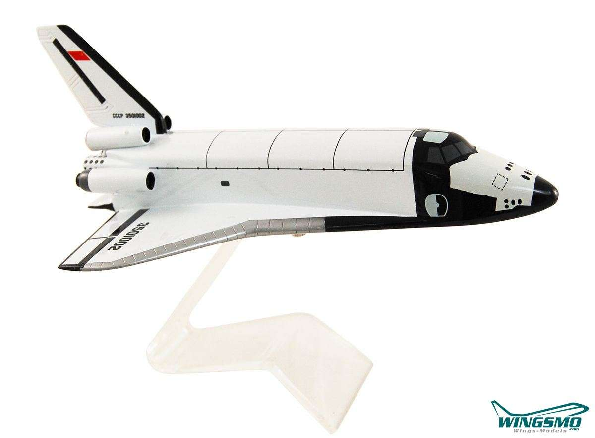 Limox Wings Space Shuttle Buran 1:144 KL17