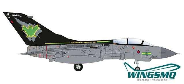 Herpa Wings Panavia Tornado GR.4 Tornado Farewell 570510