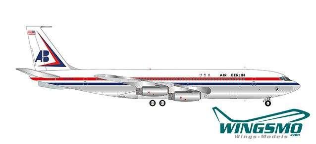 Herpa Wings Air Berlin USA Boeing 707-320 559911