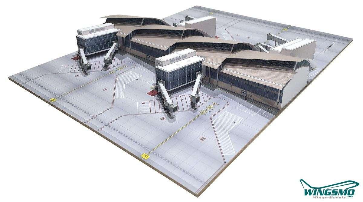 Herpa Wings Midsection Los Angeles - Tom Bradley International Terminal 533881