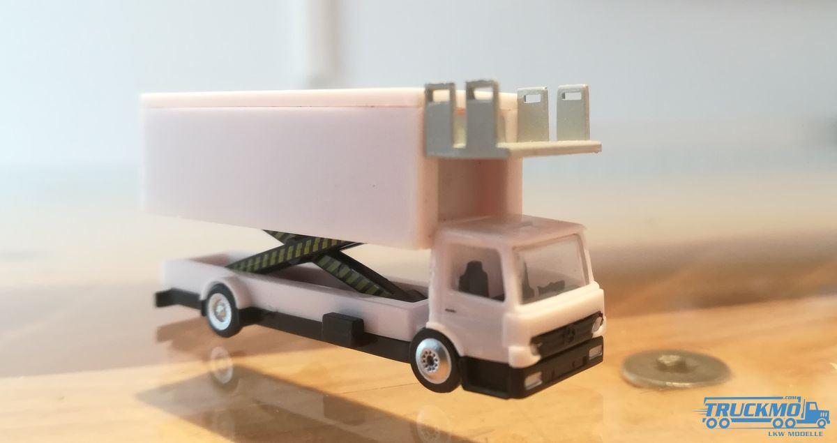 Neu Herpa 550987-1//200 Catering-Fahrzeug