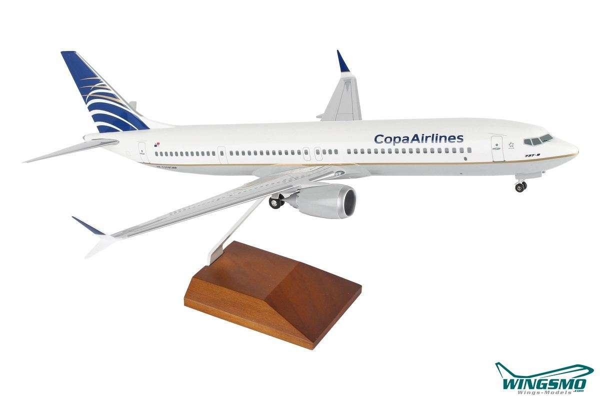 Skymarks Copa Airlines Boeing 737-MAX9 1:100 SKR8264