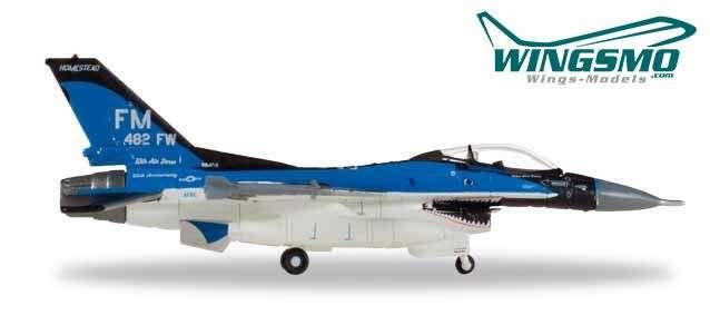 Herpa Wings U.S. Air Force Lockheed Martin F-16C
