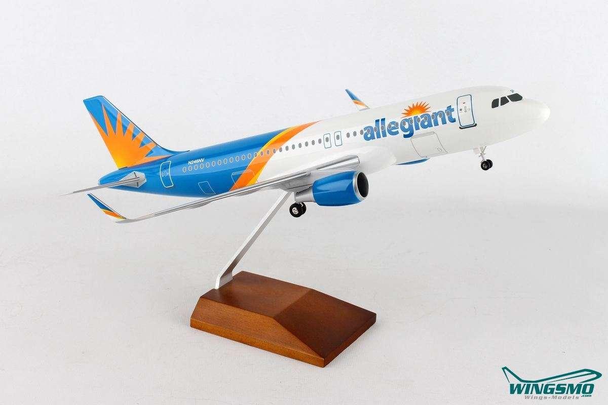 Skymarks Allegiant Air Airbus A320 1:100 SKR8329