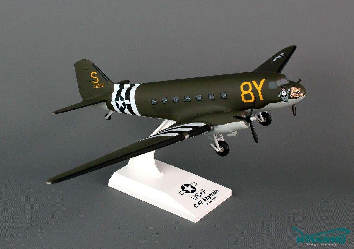 Skymarks Skytrain Dakota Stoy Hora McDonnell Douglas C-47 1:80 SKR690