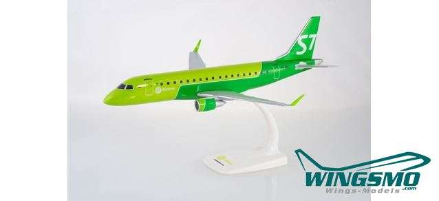 Herpa Wings S7 Airlines Embraer E170 612586 Snap-Fit