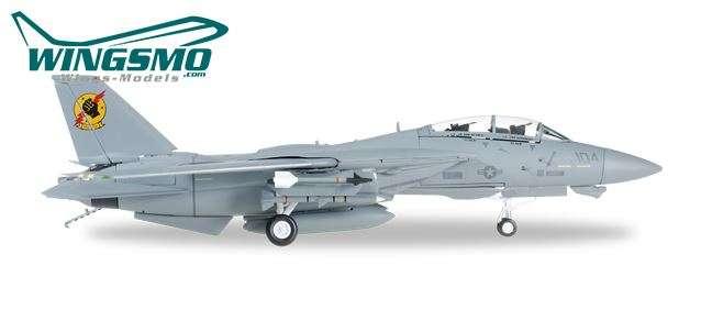 "TSM Modell Wings Northrop Grumman F-14A - VFA-2013 #104 Top Gun Movie ""Iceman & Slider"" 82TSMWTP002"