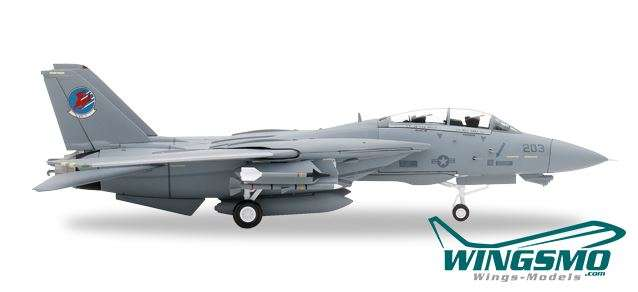 "TSM Modell Northrop Grumman F-14A - VF-1 #203 Top Gun Movie ""Cougar & Merlin"""