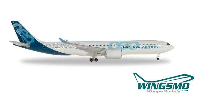 Neu F-WTTE Herpa 531191-1//500 Airbus A330-900neo