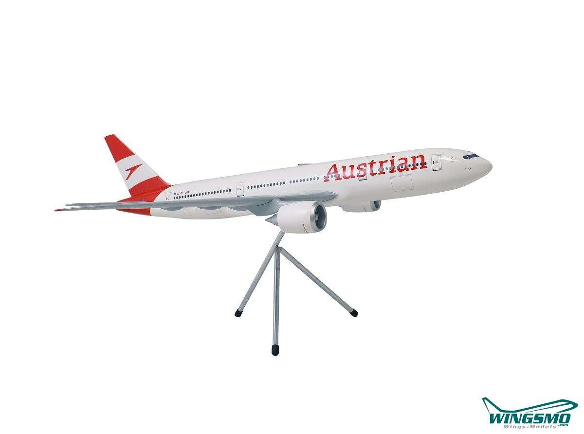 Limox Wings Austrian Airlines New Livery Boeing 777-200ER LW100AUA001